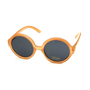 VIVA! ISLAND|ビバアイランド キッズ用サングラス(ノーマルレンズ+オレンジ|V-K-1802-03)