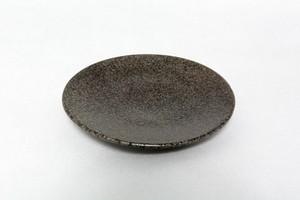 黒釉 小皿(小)