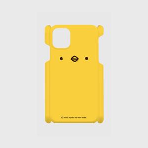 【工場直送】iPhone 全身ひよこさんスマートフォンケース