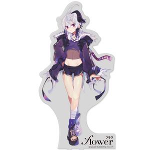 flower アクリルフィギュア(2020デザイン)
