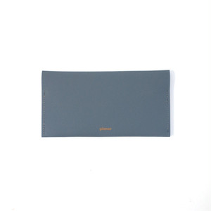 planar -Wallet L Grey Plain