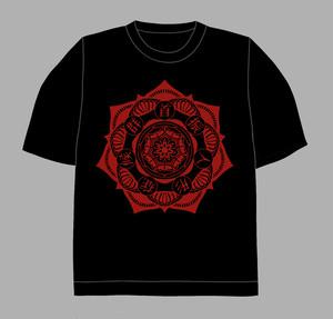【2021新商品】曼陀羅Tシャツ
