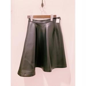 """COMME des GARCONS"" asymmetry flare skirt"