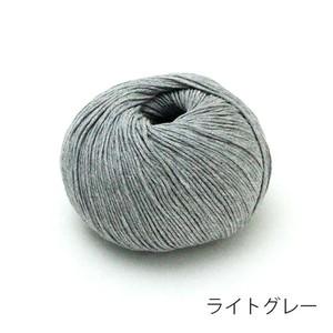 No.16 デニム調染めコットン糸【合太・5色展開】