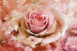 愛の贈り物(ポストカード)