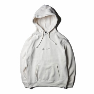 "ANRIVALED by UNRIVALED ""LOGO PARKA"" WHITE"