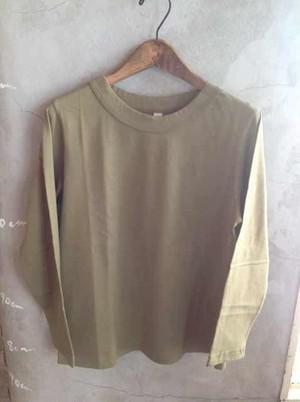 [Ladys item‼︎]    nachukara    Cotton Long Sleeve T-shirt