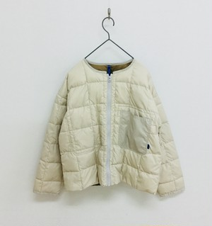 【NATURAL LUNDRY】40N ZIP up カーデ / 7184J-005