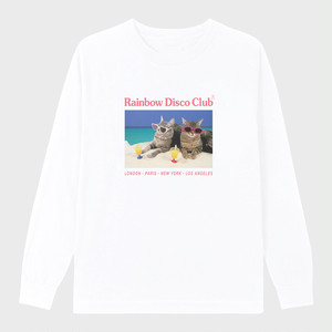 WORLD WIDE CAT L/S Pocket T-shirt