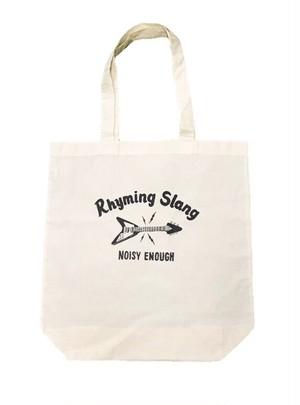 Rhyming Slang Guitar Tote Bag