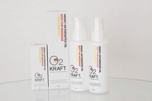 高濃度酸素オイル O2 KRAFT 30ml