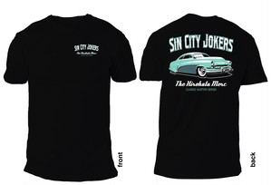 "【Classic Kustom Series】 The ""Hirohata Merc"" T-shirt"