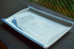 陶器 平皿