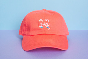 おばけちゃんシスターズキャップ - Pink [Chimcap]