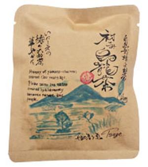 健一自然農園 有機栽培大和茶 十色の大和茶シリーズ 初つみ烏龍茶 ティーパック 【DNKI0014】