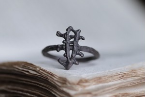 "Fragment ""Alf"" ring"
