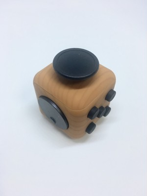 FidgetCube Wood