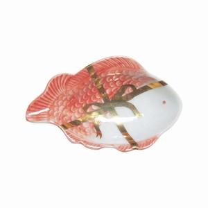 amabro (アマブロ)  MAME (豆皿) 【吉祥魚形皿】