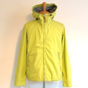 Typewriter Moutain Parka LimeGreen