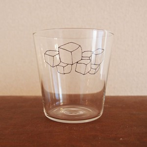 氷付きグラス