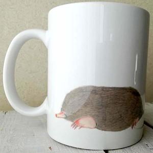 モグラマグカップ