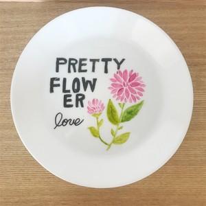 PRETTY FLOWER プレート