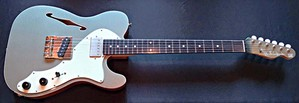 PSYCHEDERHYTHM HOLLOW-T LiMITED Silver Mist Green