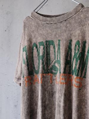 boro bleach T-shirt