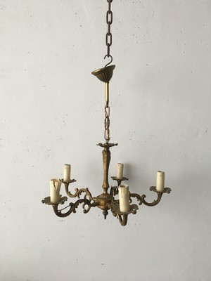 sale フランス シャンデリアFRANCE chandelie / an-18003