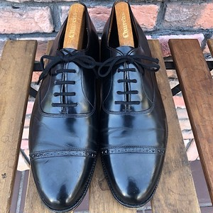 Vintage Church's Barcroft Last84 Made In England UK81/2