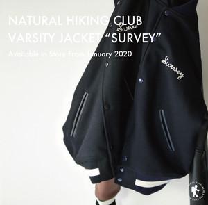 """NHC VARSITY JKT """"SURVEY"""""""