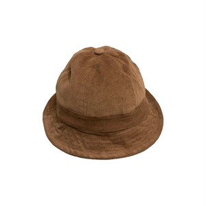 JHAKX FALCON BOWSE x JHAKX BUCKET HAT -BROWN-