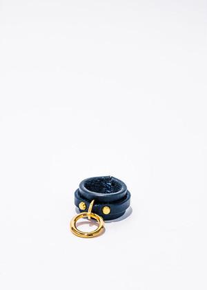 nahezu≒gleich / SID Ring navy / gold