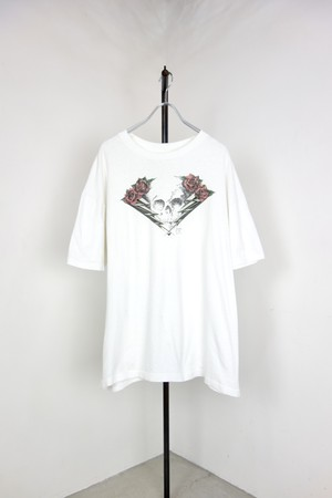"80's ""Greatful Dead"" printed t-shirt"