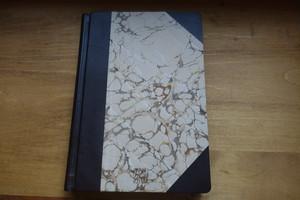 恩田製本所 特製ノートブック 限定一部本  ver.21