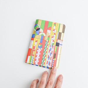 フランクロイドライト パスポートホルダー サボテンの花