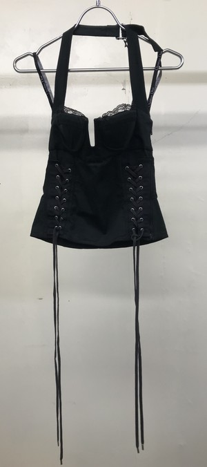 2000s CHRISTIAN DIOR BY JOHN GALLIANO CORSET
