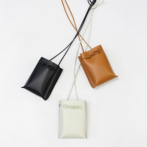 MARROW(マロウ) STRING POUCH 2020春物新作 [送料無料]