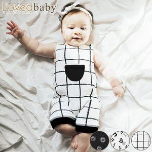L'ovedbaby ロンパース カバーオール Sleeveless Rompers