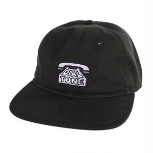 DialTone Dial Strapback Cap Black/Lavender