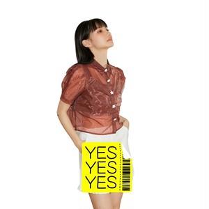 Special Select NH - シャイニーシアーショート丈シャツ(インナー付き)LNH001