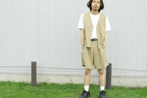 Vest & Shorts Set Up