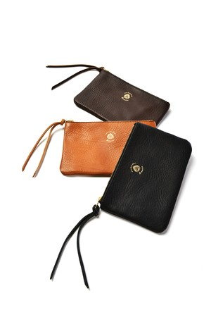 Leather pouch (S)
