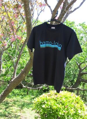 hamo-labo Tシャツ(ネイビー)