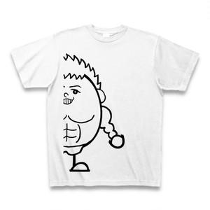ホワイトハーフいねまるくんTシャツ