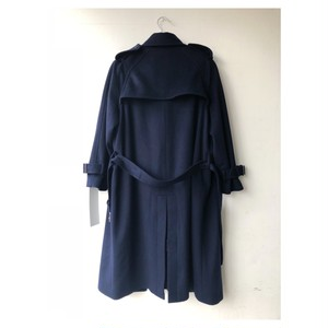TENNE HANDCRAFTED MODERN over sizeed trench coat