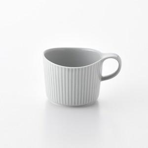 線彫 グレー マグカップ小