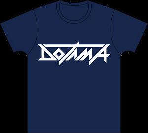 DOTAMA × NC帝國『DOTAMA』ロゴTシャツ(紺)