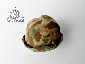 《SAMPLE》2NDCYCLE HEADWEAR|HELMAHAT