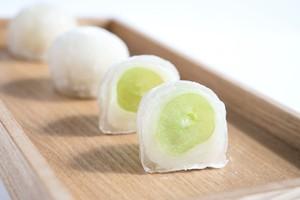 極マスカットわらび餅1個 ※冷凍便限定